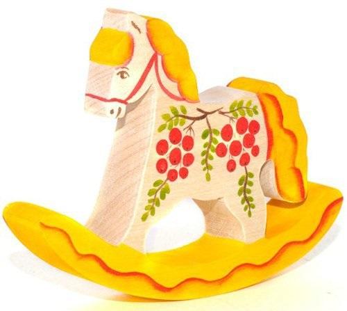 Качалка лошадка рисунок (11)