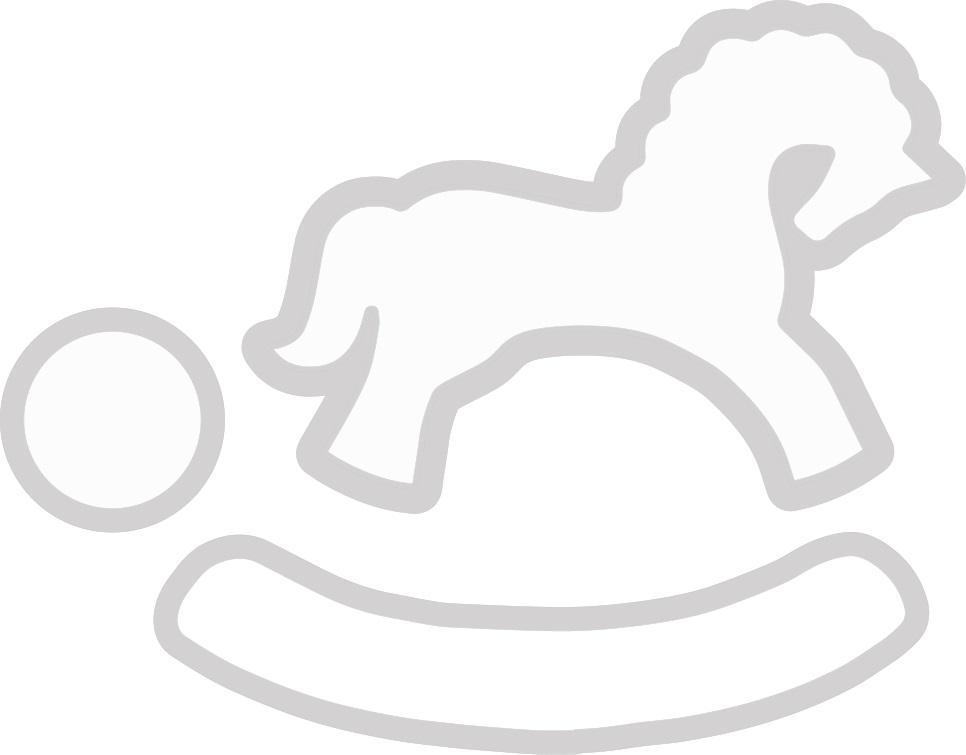 Качалка лошадка рисунок (13)
