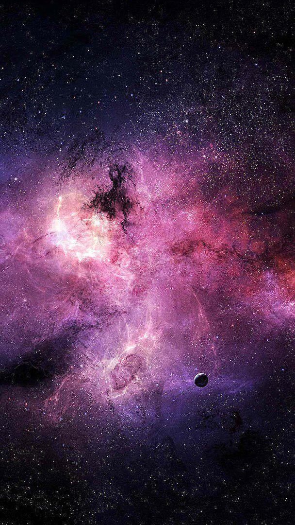 Космическая тема обои на телефон (1)