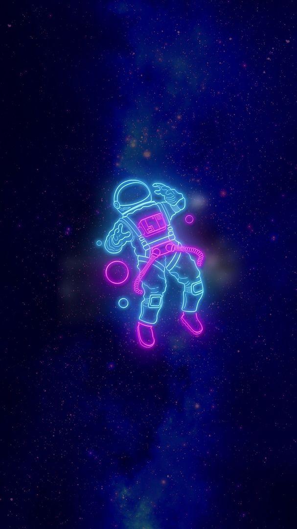 Космическая тема обои на телефон (17)
