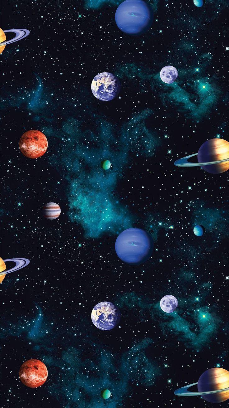 Космическая тема обои на телефон (2)
