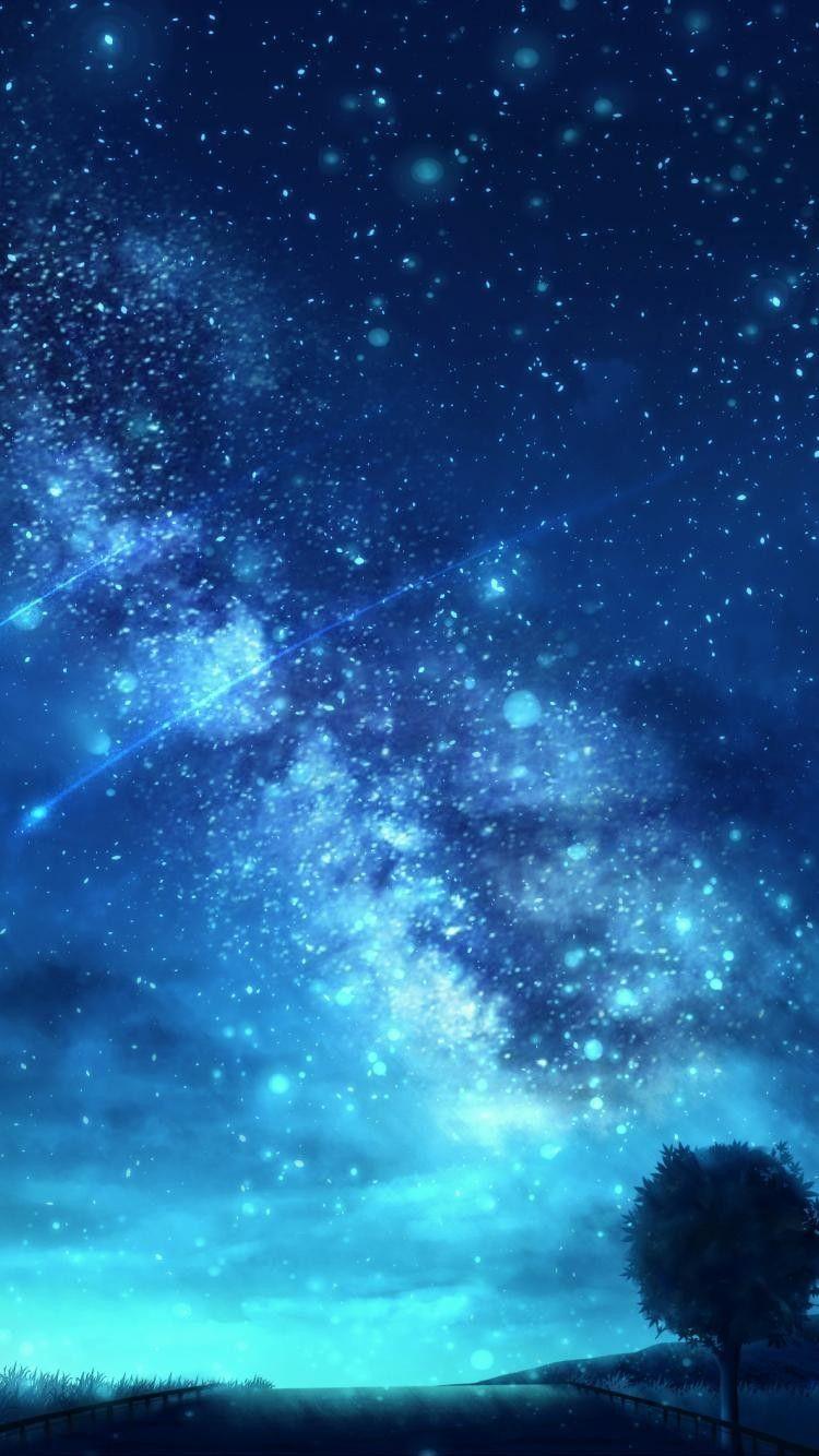Космическая тема обои на телефон (4)