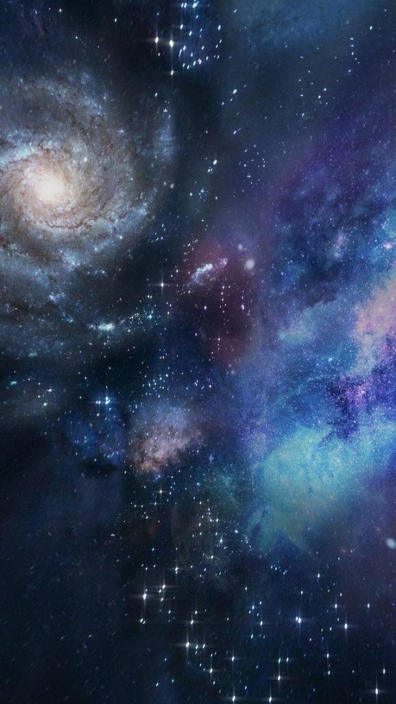 Космическая тема обои на телефон (7)