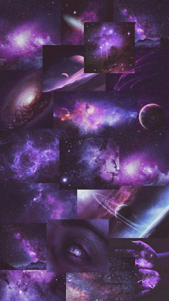 Космическая тема обои на телефон (9)