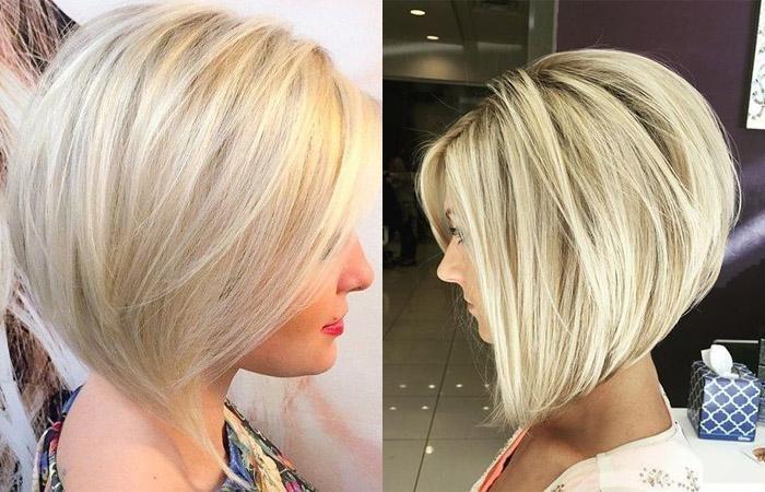 Красивое фото блондинки с боку (13)
