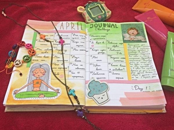 Красивые идеи для личного дневника (3)