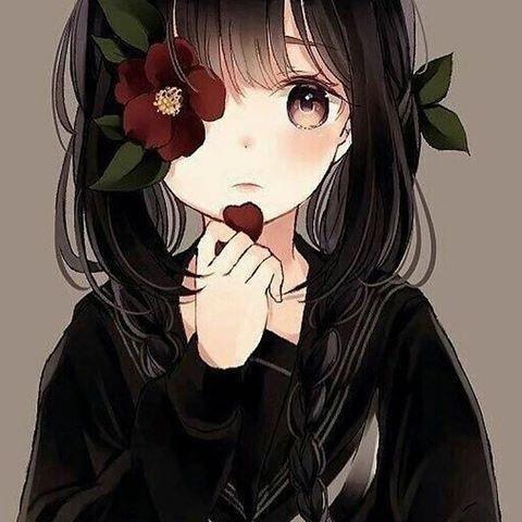 Красивые и милые картинки аниме (12)