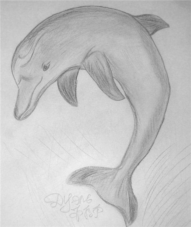 Красивые рисунки по изо 5 класс (15)