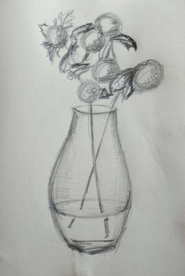 Красивые рисунки по изо 5 класс (18)
