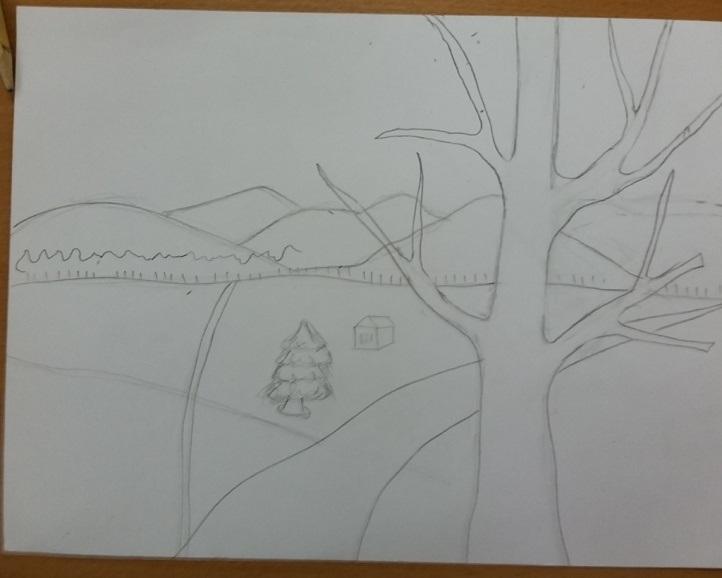 Красивые рисунки по изо 5 класс (20)