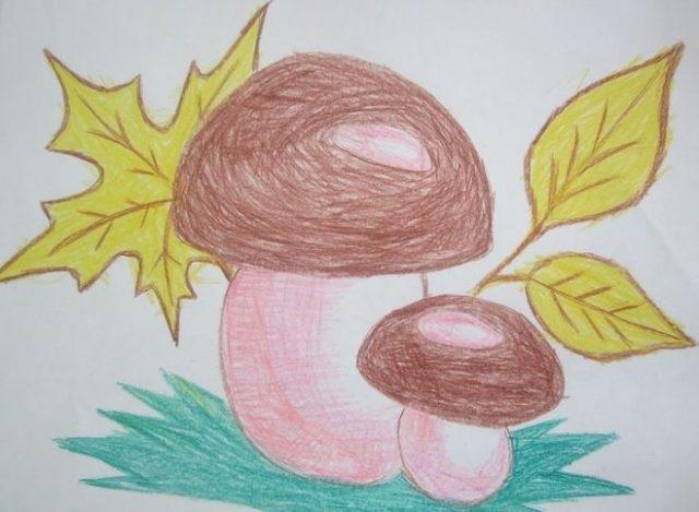 Красивые рисунки по изо 5 класс (21)