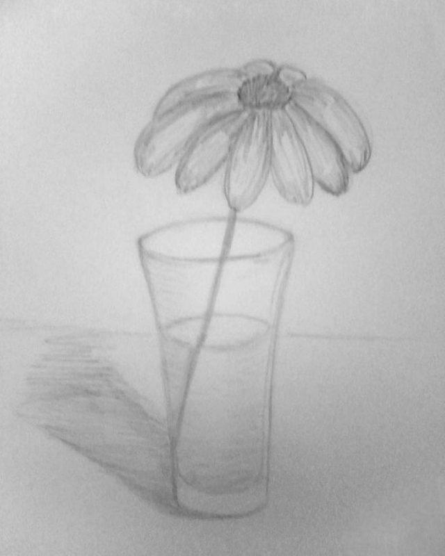Красивые рисунки по изо 5 класс (22)