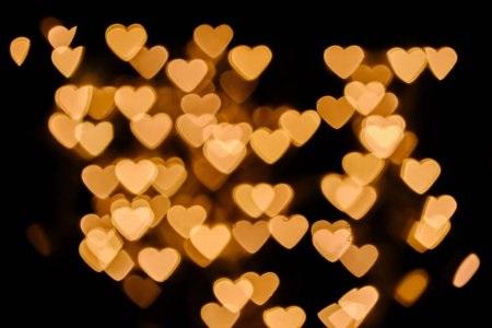 Красивые фоны с сердечками (11)