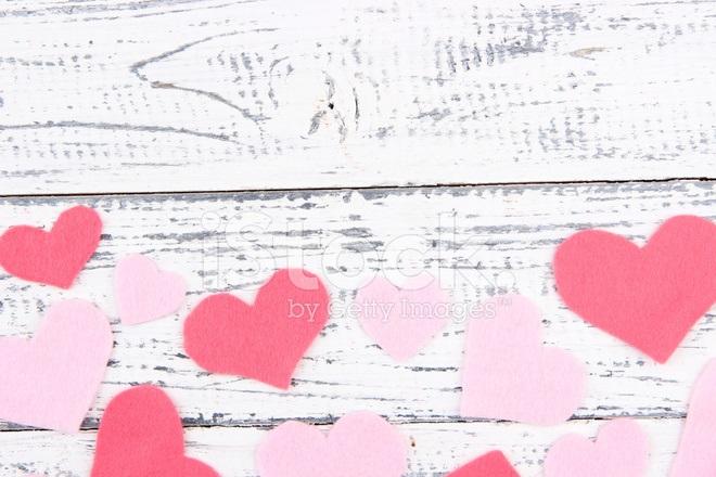 Красивые фоны с сердечками (14)