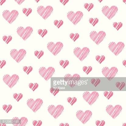 Красивые фоны с сердечками (4)
