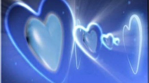 Красивые фоны с сердечками (6)