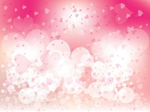 Красивые фоны с сердечками (7)