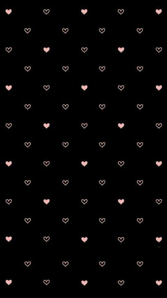 Красивые фоны с сердечками (9)