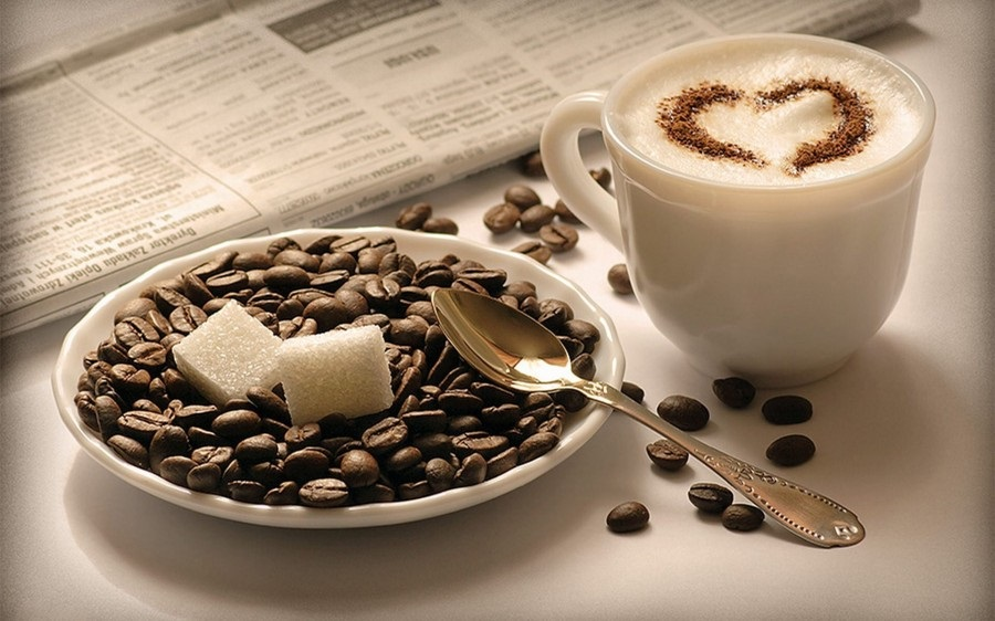 Кружка кофе фото с добрым утром (16)