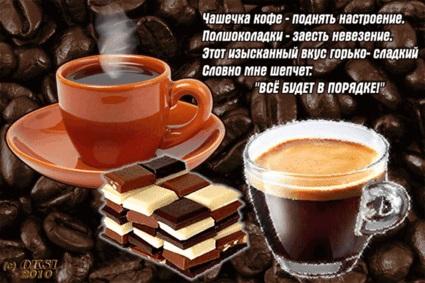 Кружка кофе фото с добрым утром (6)