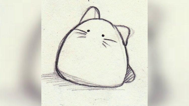 Легкие красивые рисунки для срисовки (17)