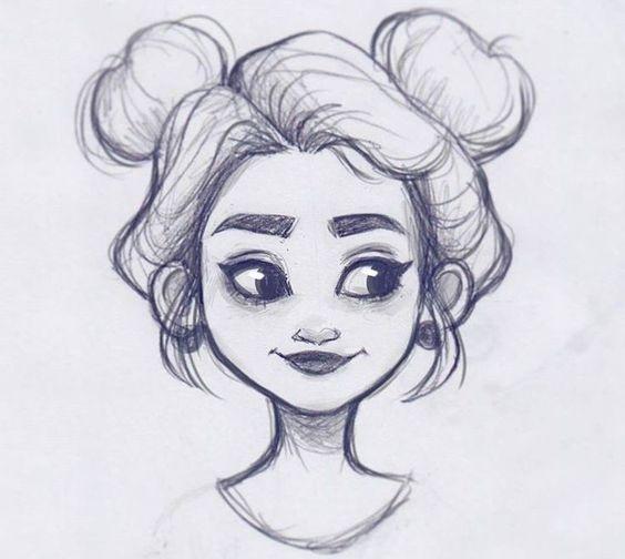 Легкие красивые рисунки для срисовки (18)