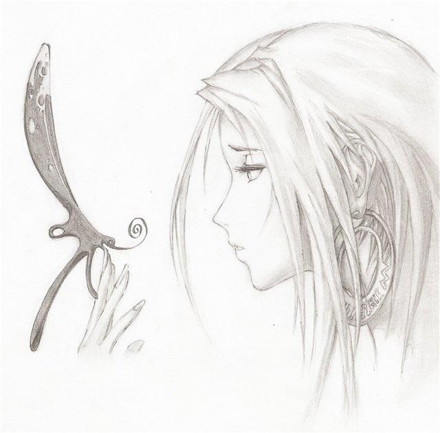 Легкий рисунок на свободную тему (25)