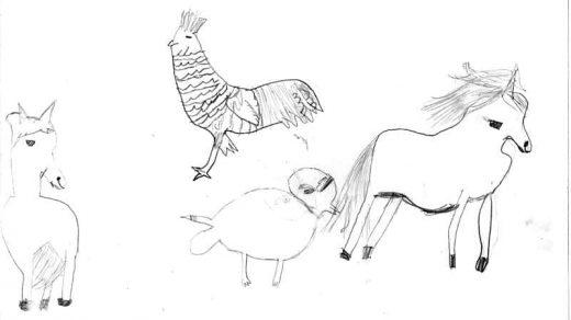 Легкий рисунок на свободную тему (5)
