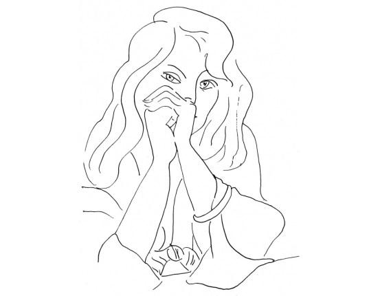 Легкий рисунок на свободную тему (8)