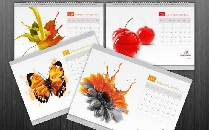Лучшие идеи календарей (13)