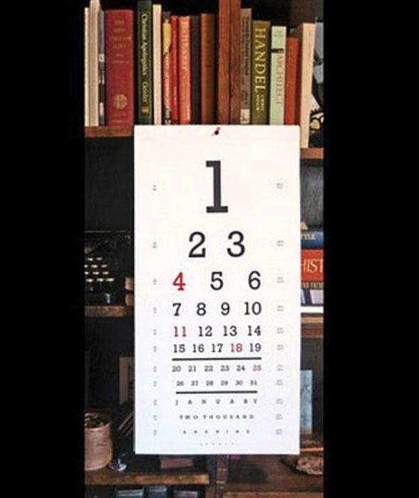 Лучшие идеи календарей (17)