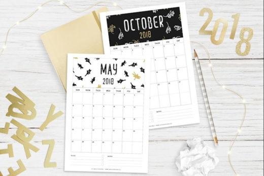Лучшие идеи календарей (21)