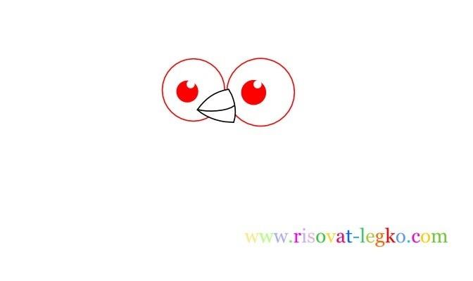 Лучшие картинки для срисовки сова (7)