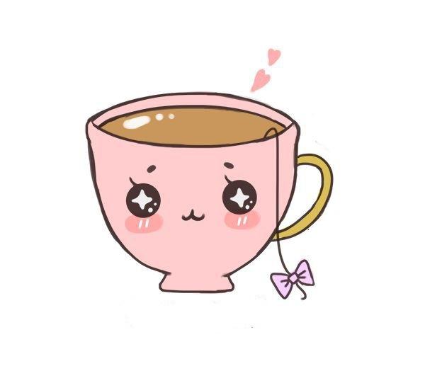 Милые картинки кавайная еда (9)