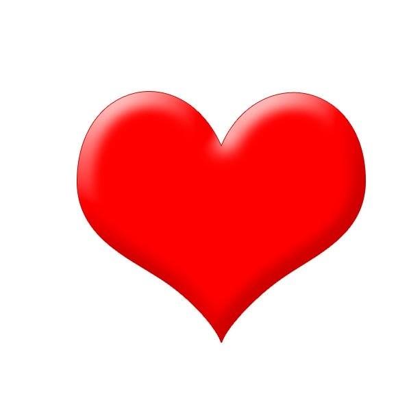Мультяшное сердечко красивые картинки (13)
