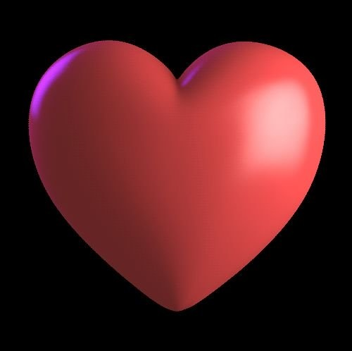 Мультяшное сердечко красивые картинки (14)