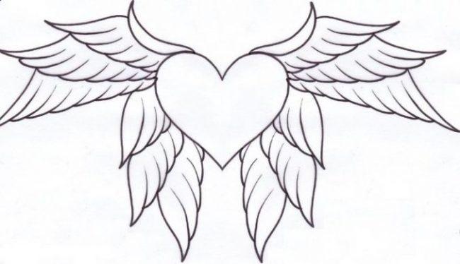 Мультяшное сердечко красивые картинки (25)