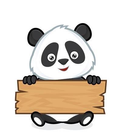 Нарисованные картинки панды (8)