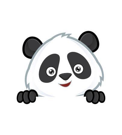 Нарисованные картинки панды (9)