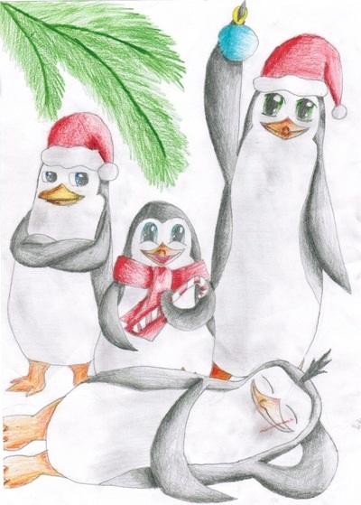 Подборка картинок пингвины мадагаскара хуманизация (13)