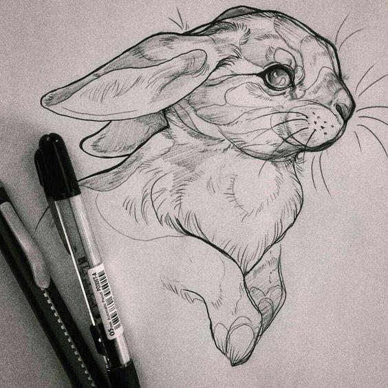 Рисунки для скетчбука цветными карандашами (11)