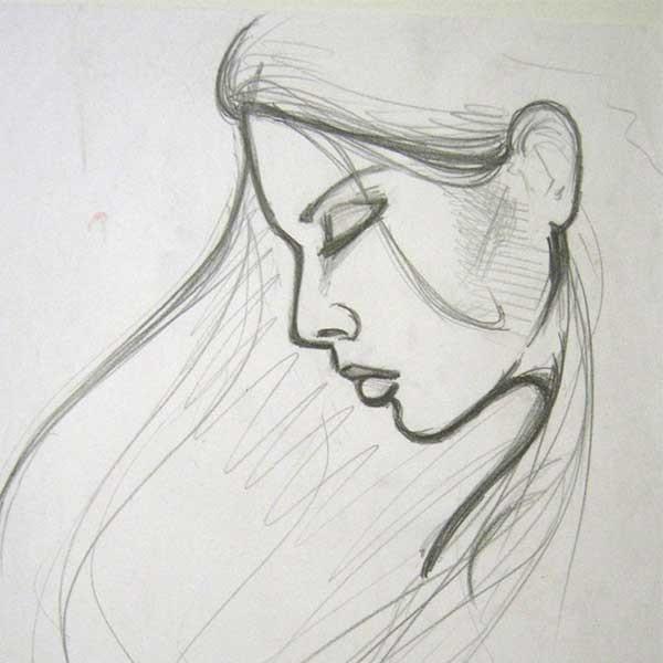 Рисунки для скетчбука цветными карандашами (3)
