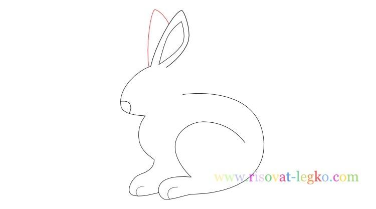 Рисунки кролики для детишек (22)