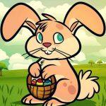 Рисунки кролики для детишек
