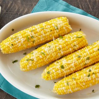 Сколько варится кукуруза