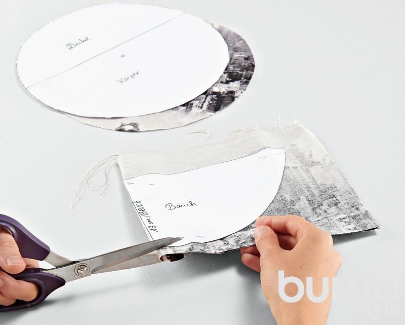 Сумка на пояс выкройка картинки (8)