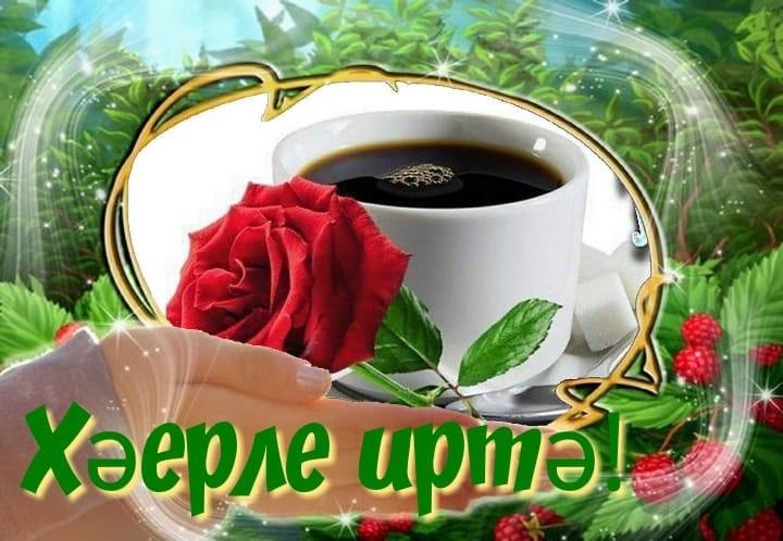 С добрым утром открытки на татарском (14)