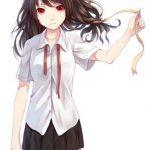 Тян в школьной форме аниме картинки