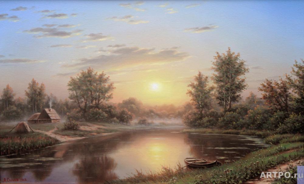 Утро картины художников (13)