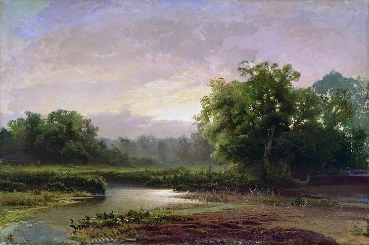 Утро картины художников (14)